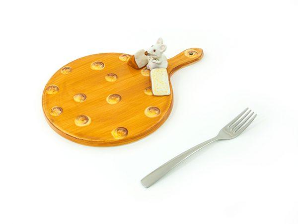 tagliere-piccolo-ceramica-topolino