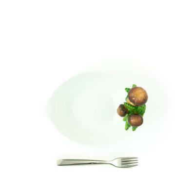 coppetta-ceramica-funghi