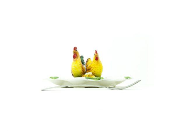 piatto-portauova-ceramica-galline