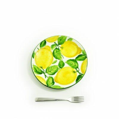 piatto-ceramica-liscio-limoni-24cm